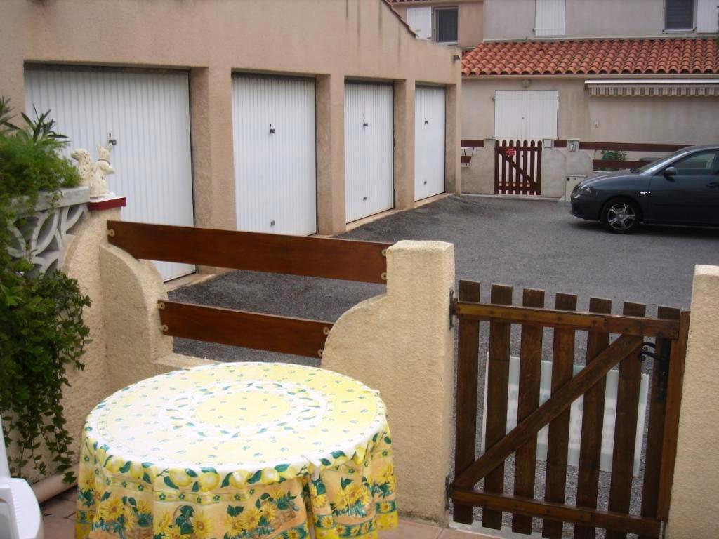 Balaruc les bains f2 avec parking villa romana Location meublee balaruc les bains